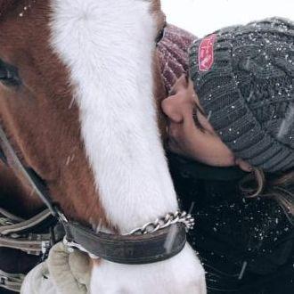 Das Glück der Erde, liegt auf dem Rücken der Pferde.